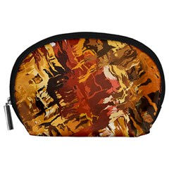 Abstraction Abstract Pattern Accessory Pouches (large)