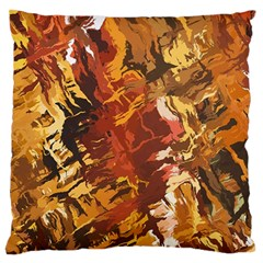 Abstraction Abstract Pattern Standard Flano Cushion Case (two Sides)