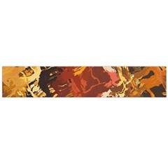 Abstraction Abstract Pattern Flano Scarf (large)