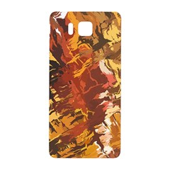 Abstraction Abstract Pattern Samsung Galaxy Alpha Hardshell Back Case