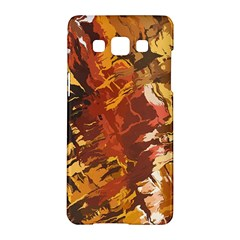 Abstraction Abstract Pattern Samsung Galaxy A5 Hardshell Case