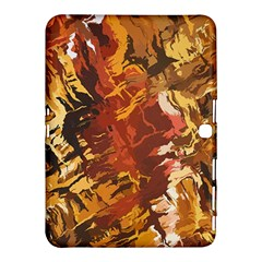 Abstraction Abstract Pattern Samsung Galaxy Tab 4 (10.1 ) Hardshell Case