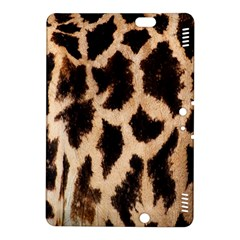 Giraffe Texture Yellow And Brown Spots On Giraffe Skin Kindle Fire HDX 8.9  Hardshell Case