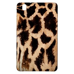 Giraffe Texture Yellow And Brown Spots On Giraffe Skin Samsung Galaxy Tab Pro 8 4 Hardshell Case