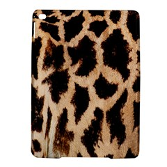 Giraffe Texture Yellow And Brown Spots On Giraffe Skin iPad Air 2 Hardshell Cases
