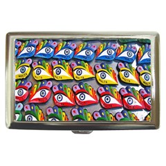 The Eye Of Osiris As Seen On Mediterranean Fishing Boats For Good Luck Cigarette Money Cases
