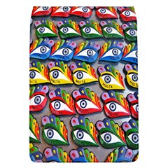 The Eye Of Osiris As Seen On Mediterranean Fishing Boats For Good Luck Flap Covers (l)
