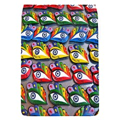The Eye Of Osiris As Seen On Mediterranean Fishing Boats For Good Luck Flap Covers (S)