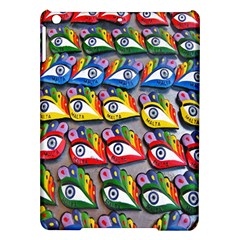 The Eye Of Osiris As Seen On Mediterranean Fishing Boats For Good Luck iPad Air Hardshell Cases
