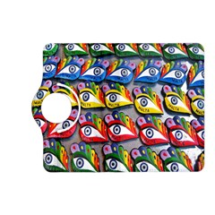 The Eye Of Osiris As Seen On Mediterranean Fishing Boats For Good Luck Kindle Fire Hd (2013) Flip 360 Case