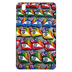 The Eye Of Osiris As Seen On Mediterranean Fishing Boats For Good Luck Samsung Galaxy Tab Pro 8 4 Hardshell Case