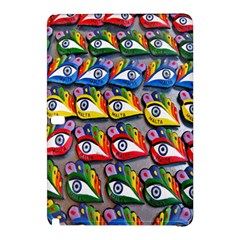 The Eye Of Osiris As Seen On Mediterranean Fishing Boats For Good Luck Samsung Galaxy Tab Pro 12.2 Hardshell Case
