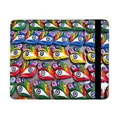 The Eye Of Osiris As Seen On Mediterranean Fishing Boats For Good Luck Samsung Galaxy Tab Pro 8.4  Flip Case