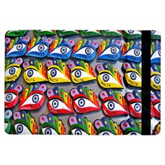 The Eye Of Osiris As Seen On Mediterranean Fishing Boats For Good Luck Ipad Air Flip
