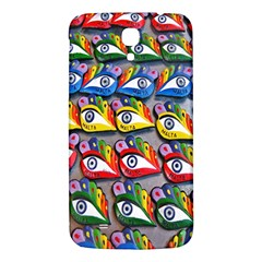 The Eye Of Osiris As Seen On Mediterranean Fishing Boats For Good Luck Samsung Galaxy Mega I9200 Hardshell Back Case