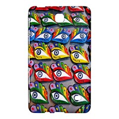 The Eye Of Osiris As Seen On Mediterranean Fishing Boats For Good Luck Samsung Galaxy Tab 4 (8 ) Hardshell Case