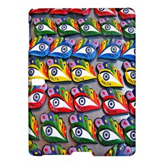 The Eye Of Osiris As Seen On Mediterranean Fishing Boats For Good Luck Samsung Galaxy Tab S (10.5 ) Hardshell Case