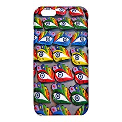 The Eye Of Osiris As Seen On Mediterranean Fishing Boats For Good Luck iPhone 6/6S TPU Case