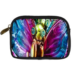 Magic Butterfly Art In Glass Digital Camera Cases