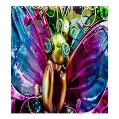 Magic Butterfly Art In Glass Shower Curtain 66  x 72  (Large)
