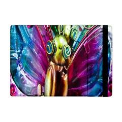 Magic Butterfly Art In Glass Apple iPad Mini Flip Case
