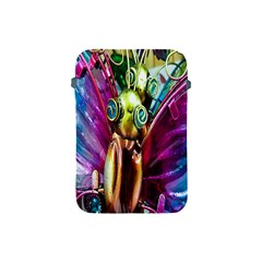 Magic Butterfly Art In Glass Apple iPad Mini Protective Soft Cases