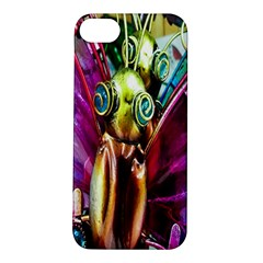Magic Butterfly Art In Glass Apple Iphone 5s/ Se Hardshell Case