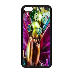 Magic Butterfly Art In Glass Apple Iphone 5c Seamless Case (black)