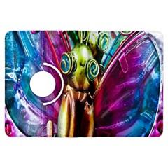 Magic Butterfly Art In Glass Kindle Fire Hdx Flip 360 Case