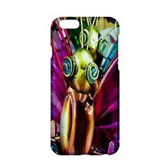 Magic Butterfly Art In Glass Apple Iphone 6/6s Hardshell Case