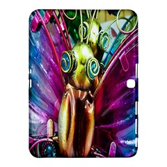 Magic Butterfly Art In Glass Samsung Galaxy Tab 4 (10.1 ) Hardshell Case