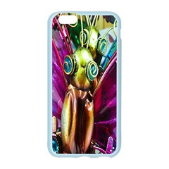 Magic Butterfly Art In Glass Apple Seamless iPhone 6/6S Case (Color)