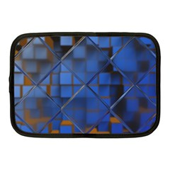 Glass Abstract Art Pattern Netbook Case (medium)