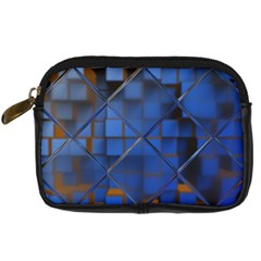 Glass Abstract Art Pattern Digital Camera Cases