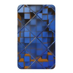 Glass Abstract Art Pattern Memory Card Reader