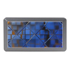 Glass Abstract Art Pattern Memory Card Reader (Mini)