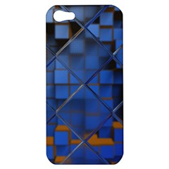 Glass Abstract Art Pattern Apple iPhone 5 Hardshell Case