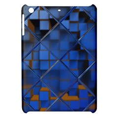Glass Abstract Art Pattern Apple Ipad Mini Hardshell Case