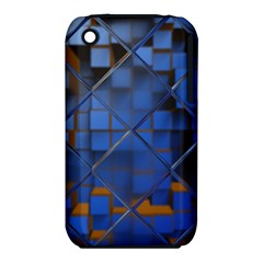 Glass Abstract Art Pattern Iphone 3s/3gs