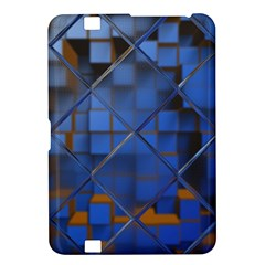Glass Abstract Art Pattern Kindle Fire HD 8.9