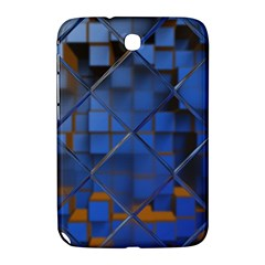 Glass Abstract Art Pattern Samsung Galaxy Note 8 0 N5100 Hardshell Case