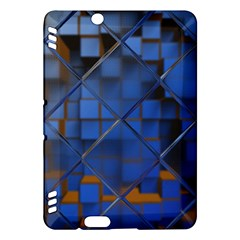 Glass Abstract Art Pattern Kindle Fire Hdx Hardshell Case