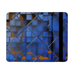 Glass Abstract Art Pattern Samsung Galaxy Tab Pro 8 4  Flip Case