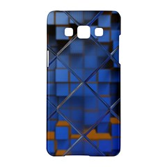 Glass Abstract Art Pattern Samsung Galaxy A5 Hardshell Case