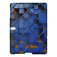Glass Abstract Art Pattern Samsung Galaxy Tab S (10 5 ) Hardshell Case