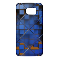 Glass Abstract Art Pattern Galaxy S6