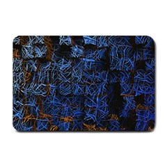 Background Abstract Art Pattern Small Doormat