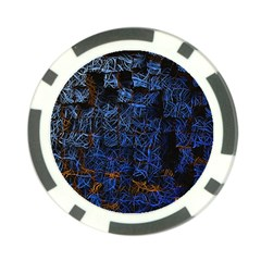 Background Abstract Art Pattern Poker Chip Card Guard