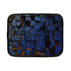 Background Abstract Art Pattern Netbook Case (Small)