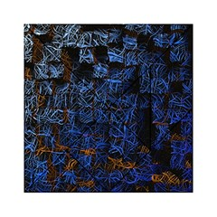 Background Abstract Art Pattern Acrylic Tangram Puzzle (6  x 6 )